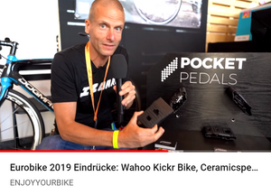 EnjoyYourBike lists Pocket Pedals as a favourite at Eurobike 2019