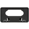 2013 fits Ford F150 Front License Plate Mounting Bracket FO1068134, 9L3Z-17A385-A, 9L3Z17A385A, 17A385
