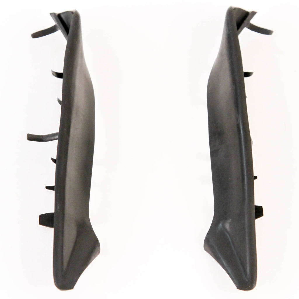2008 fits Ford F150 Windshield Wiper Cowl End Piece Set 4L3Z-15022A69-AA, 4L3Z-15022A68-BA