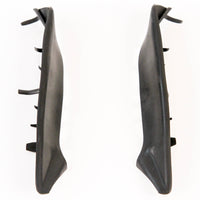 2006 fits Lincoln Mark LT Windshield Wiper Cowl End Piece Set 4L3Z-15022A69-AA, 4L3Z-15022A68-BA