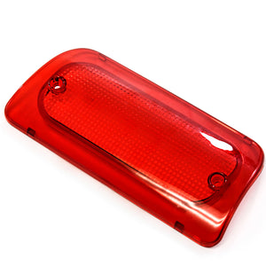 2001 fits Chevy S10 Third Brake Light Lens for Extended Cab