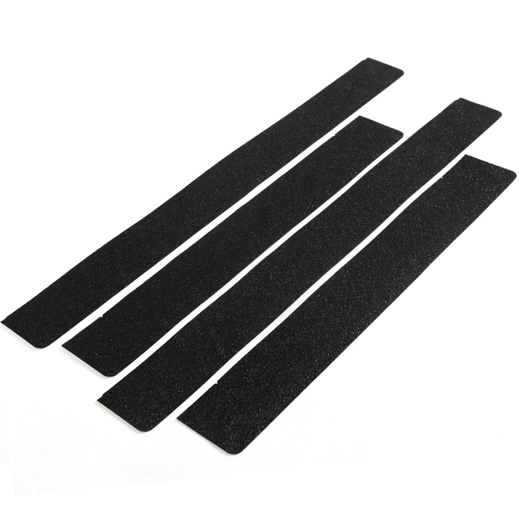 2010 fits Toyota Tacoma Double Cab Door Sill Protectors Scuff Plate Scratch 4pc Applique Kit Paint Protection
