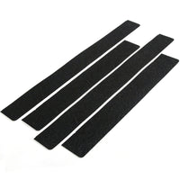 2012 fits Toyota Tacoma Double Cab Door Sill Protectors Scuff Plate Scratch 4pc Applique Kit Paint Protection