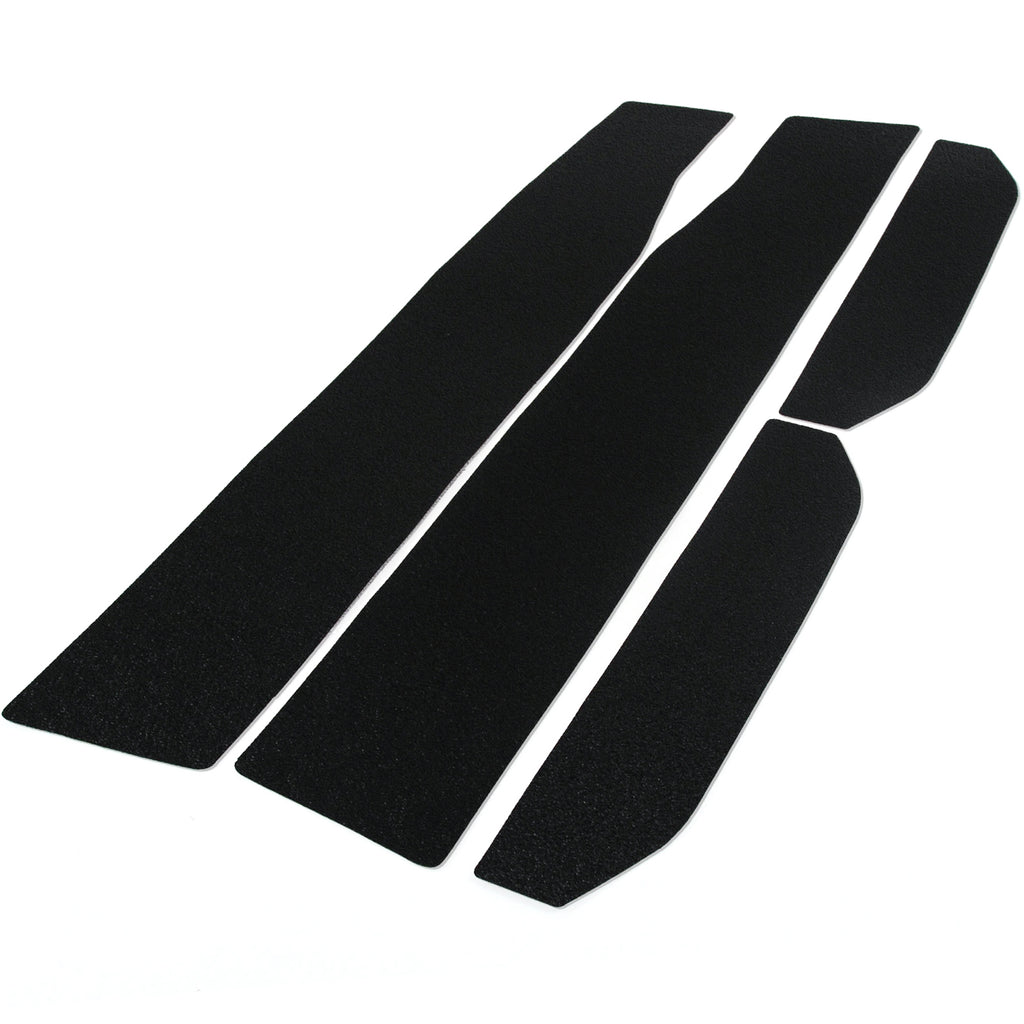 2014 fits Honda Odyssey Door Sill Garnish Entry Guards Scratch 4pc Kit Protector Paint Protection