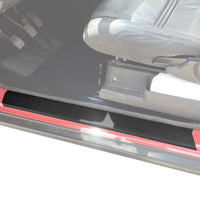1994 fits Geo Tracker 2pc Kit Door Entry Guards Scratch Protection Protector New Paint Protection