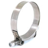 "1x fits Premium 304 Stainless Steel T-Bolt Turbo Silicone Hose Clamp 3"" 72-80mm"