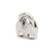 "Stainless fits Steel Wire Rope Cable Clip 3/16"" - 5mm Premium Brand New"