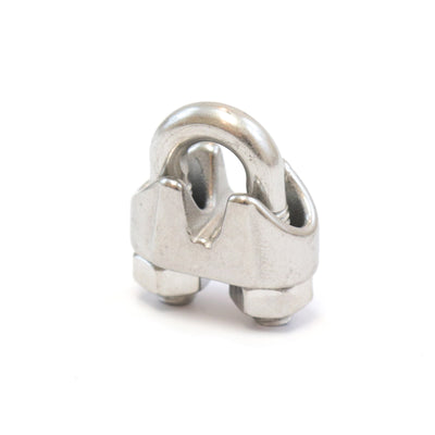 Stainless fits Steel Wire Rope Cable Clip 3/16