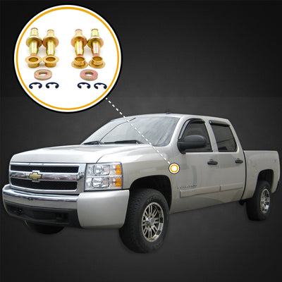 Chevy fits GMC Door Hinge Pin and Bushing Kit 38437 Silverado Sierra Suburban Yukon Tahoe Escalade Avalanche