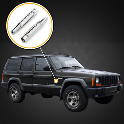 1997 fits Jeep Cherokee Door Hinge Check Pin - 2 Piece