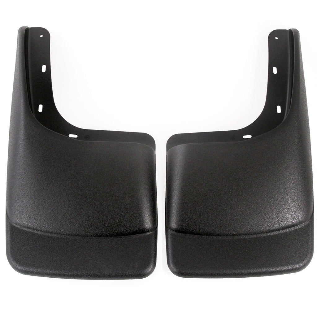 2004 fits Ford F150 (with OEM Fender Flares) Mud Flaps Guards Splash Rear Molded 2pc Set