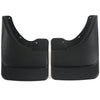 2004 fits Dodge Ram 1500 Mud Flaps Guards Splash Front Molded 2pc Set (Without Fender Flares)