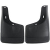 2010 fits Ford F150 Mud Flaps Guards Splash Front Molded 2pc Set (With Fender Flares)