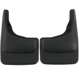 2006 fits Ford F150 Mud Flaps Guards Splash Front Molded 2pc Set (without Fender Flares)