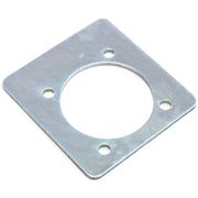 Backing fits Plate Mounting Plate for D Ring Tie Down Recessed