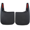 2016 fits Ford F150 Mud Flaps Guards Splash Rear Molded 2pc Pair (Without Fender Flares)