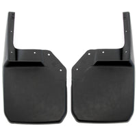 2010 fits Jeep Wrangler JK JKU Mud Flaps Guards Splash Flares Front Molded 2pc