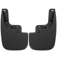 2015 fits GMC Canyon Mud Flaps Guards Splash Without Flares Front Custom Molded 2pc Set Chevrolet