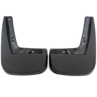 2012 fits Chevy Equinox Mud Flaps Guards Splash Front Molded 2pc Pair