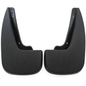 2011 fits Chevy Equinox Mud Flaps Mud Guards Splash Guards Rear Molded 2pc Pair