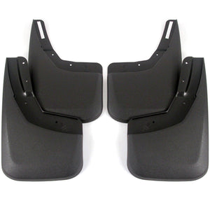 2016 fits Chevy Silverado Splash Mud Flaps Guards Front & Rear 4 Piece Set