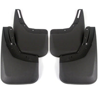 2015 fits Silverado 2500/3500 Splash Mud Flaps Guards Front & Rear 4 Piece Set