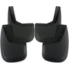 2011 fits GMC Sierra 1500 Mud Flaps Guards Splash Front & Rear 4pc Set (2007 includes new body style only)