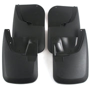 2015 fits Ford Super Duty F250/F350 Mud Flaps Guards Splash Front & Rear 4pc Set (Without Fender Flares)