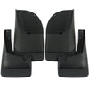 2001 fits Ford F250 F350 Mud Flaps Guards Splash Front Rear 4pc Set (Without Fender Flares)