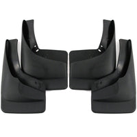 2001 fits Silverado/Sierra 1500 Mud Flaps Guards Splash (With OEM Flares) Front and Rear 4 Piece Set