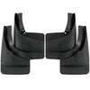 2002 fits Tahoe/Yukon Mud Flaps Guards Splash (With OEM Flares) Front and Rear 4 Piece Set