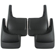 2014 fits Ford F150 Mud Flaps Guards Splash Front Rear 4pc Set (Without Fender Flares)