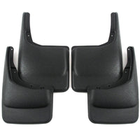 2007 fits Ford F150 Mud Flaps Guards Splash Front Rear 4pc Set (Without Fender Flares)