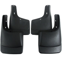 2008 fits Ford F150 Mud Flaps Guards Splash Front & Rear 4pc Set (ONLY FITS With OEM Fender Flares)