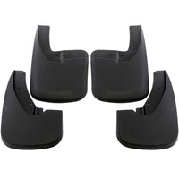 2012 fits Dodge Ram 2500/3500 Mud flaps (With OEM Fender Flares) Front and Rear 4 piece Set