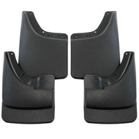 2004 fits Dodge Ram 1500 Mud Flaps Guards Splash For Trucks WITHOUT Fender Flares Front & Rear 4pc Set