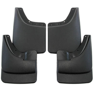 2006 fits Dodge Ram 2500/3500 Mud Flaps Guards Splash For Trucks WITHOUT Fender Flares Front & Rear 4pc Set