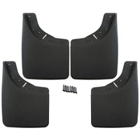 1992 fits GMC Yukon Mud Flaps Guards Splash Front Rear 4pc