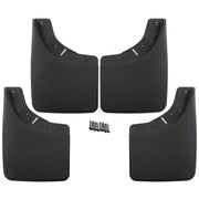1997 fits Chevy GMC C/K Mud Flaps Guards Splash Front Rear 4pc
