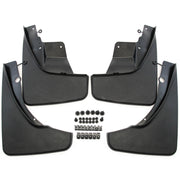 2012 fits Jeep Grand Cherokee Mud Flaps Mud Guards Splash Molded Front Rear 4pc