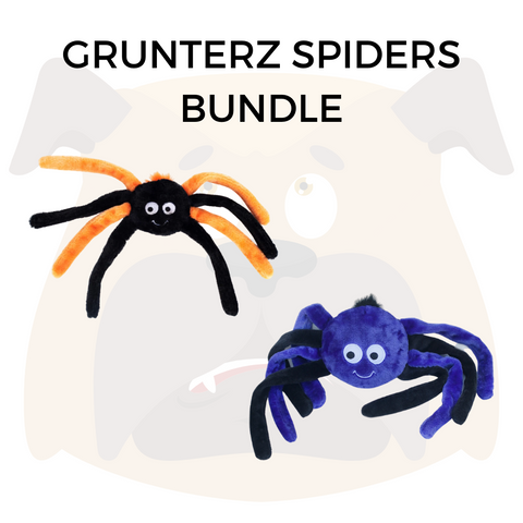 Grunterz Spiders Bundle