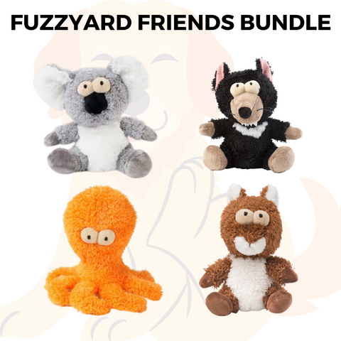 FuzzYard Friends Bundle