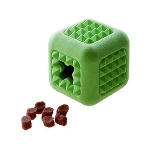 Foam Treat Cube