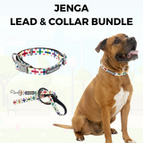 Jenga Lead and Collar Bundle