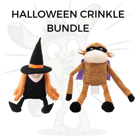 Halloween Crinkle Bundle