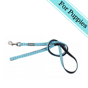 FuzzYard Saint Yeezy Dog Lead Extra Small Blue