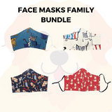 Face Masks Family Bundle