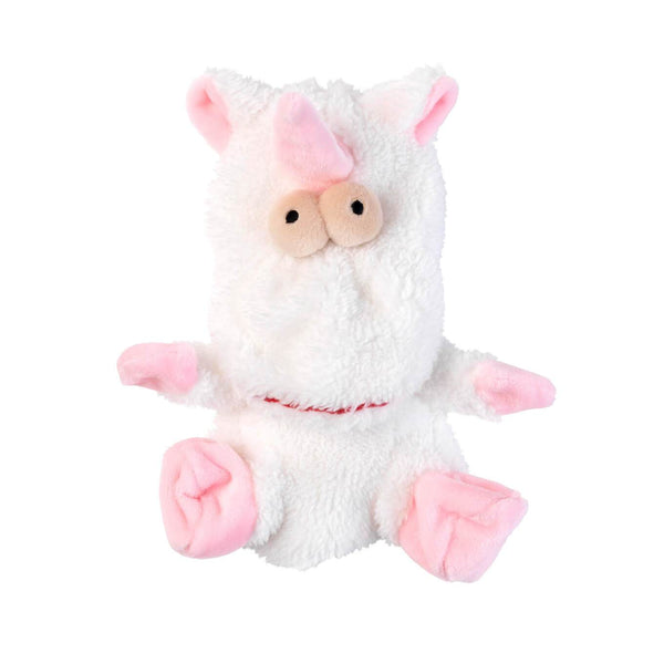 Dog Toy Flat Out Nasties - Electra The Unicorn