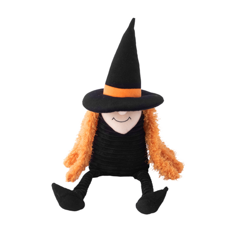 Halloween Crinkle Witch