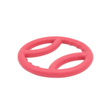 ZippyTuff Squeaky Ring - Pink